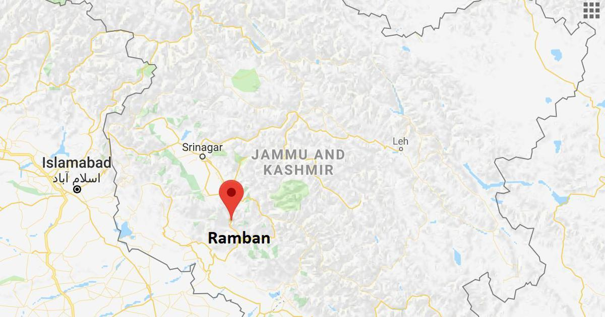 Jammu and Kashmir: Car explodes near CRPF convoy in Ramban district