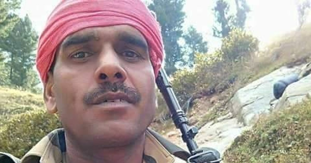 BSF jawan who was sacked for video of poor food will contest against Narendra Modi in Varanasi