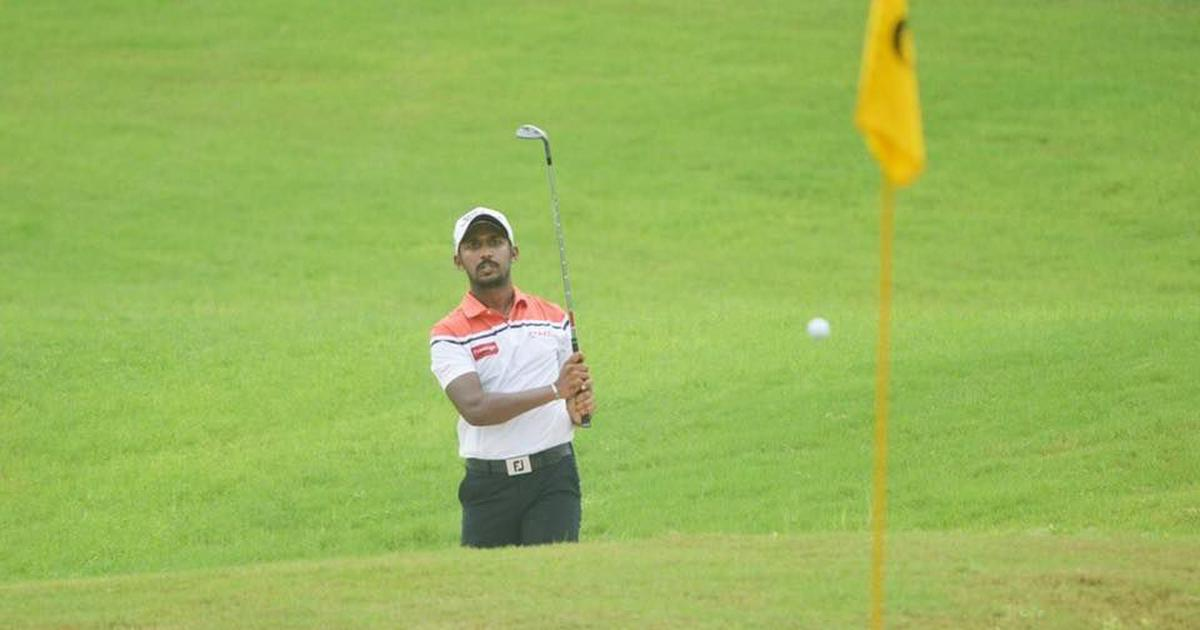 Indian Open golf: Chikkarangappa is tied-6th before final round, five shots behind leaders