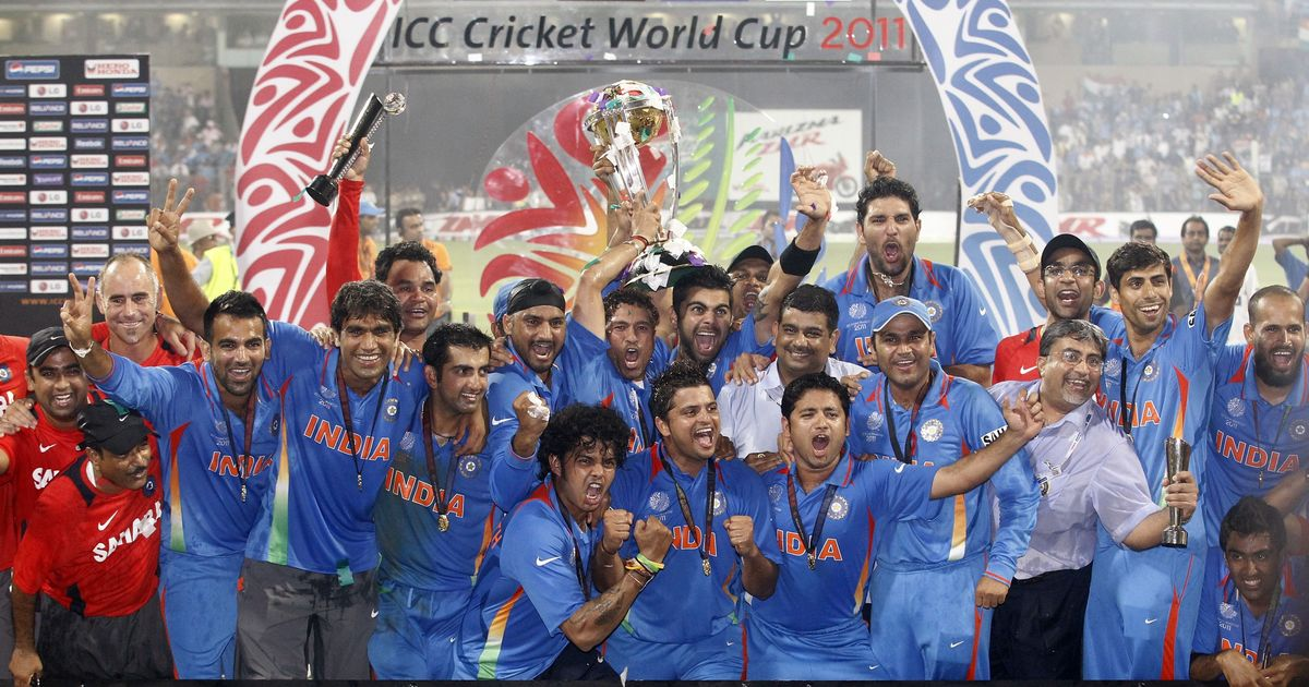 Tears, dealing with anxiety, winning it for Sachin: Best quotes from India's 2011 World Cup triumph