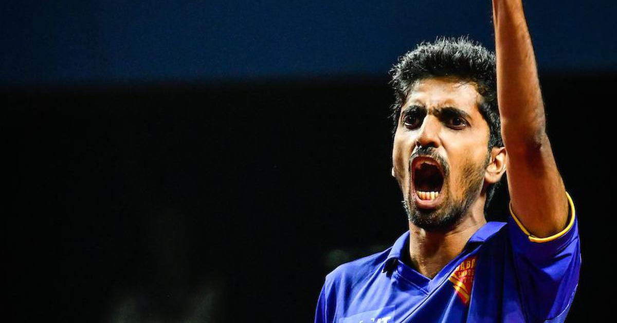 Asian Cup TT: Sathiyan registers 'biggest win of career' against world No 14 Wong Chun Ting