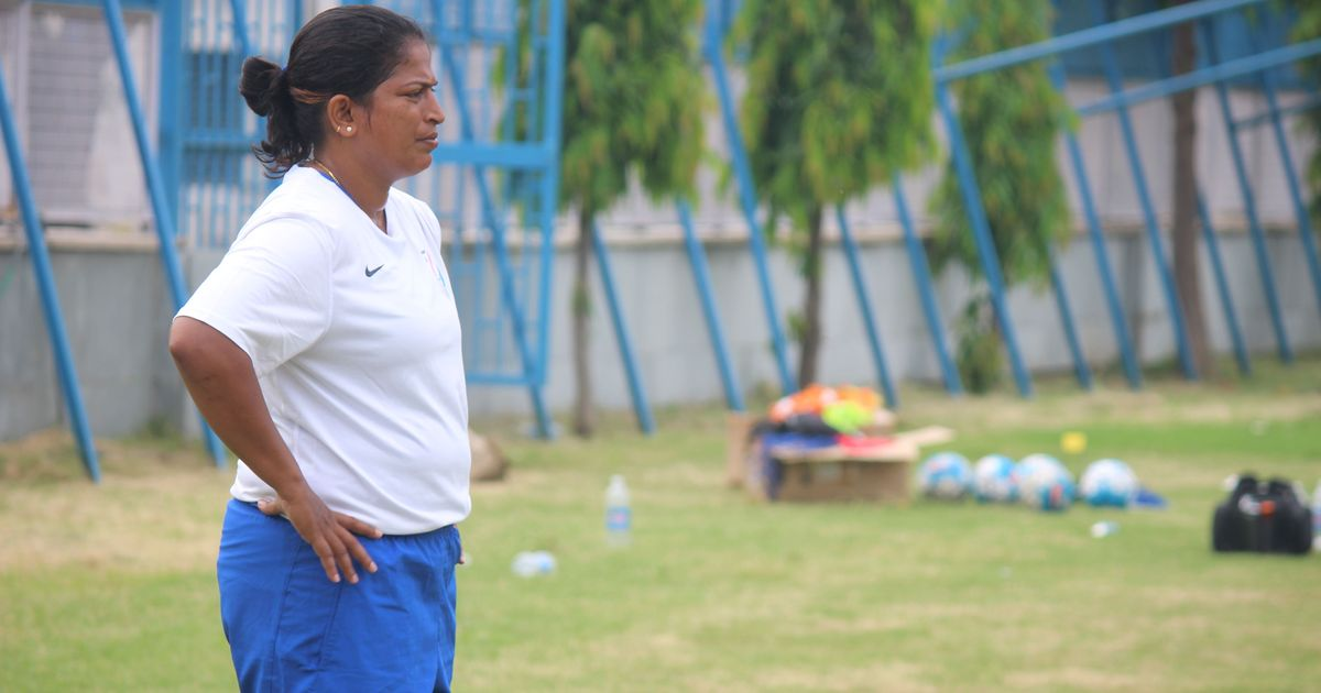 Football: India coach Maymol Rocky proud of her team despite failure to qualify for 2020 Olympics