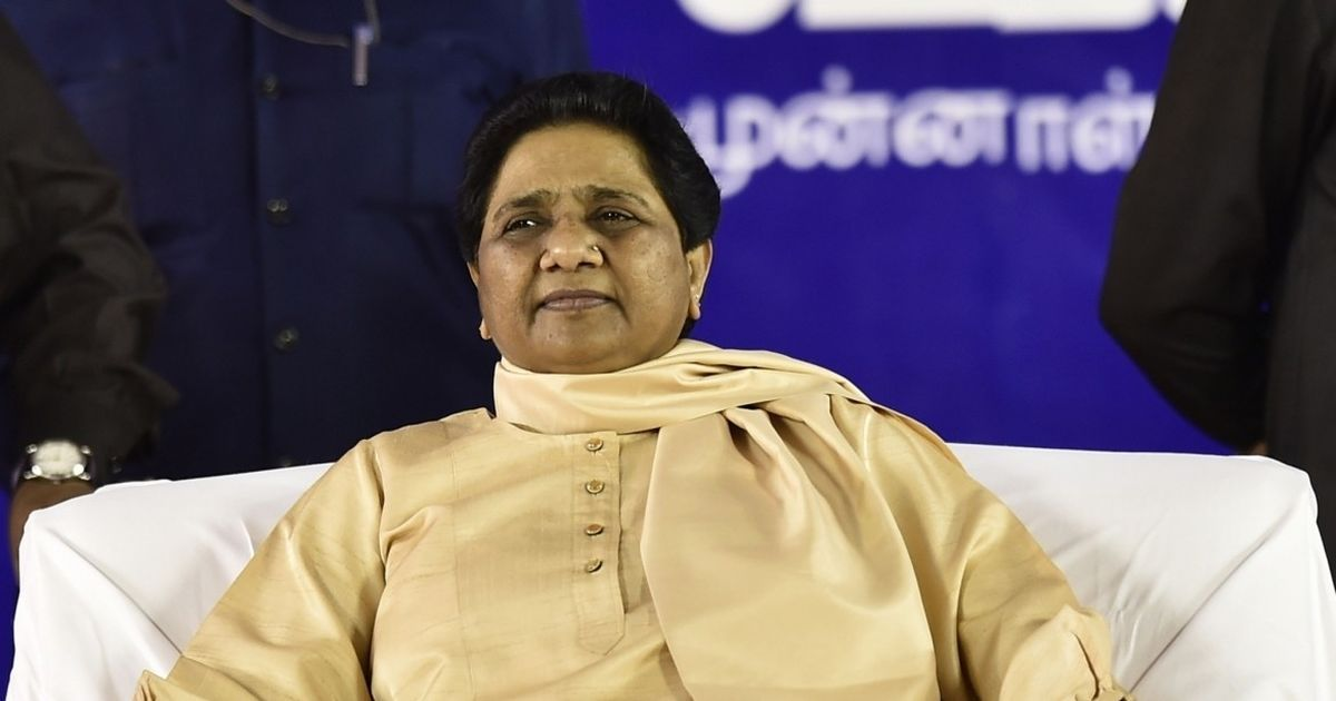 People of Uttar Pradesh are ready to vote out Narendra Modi, claims Mayawati