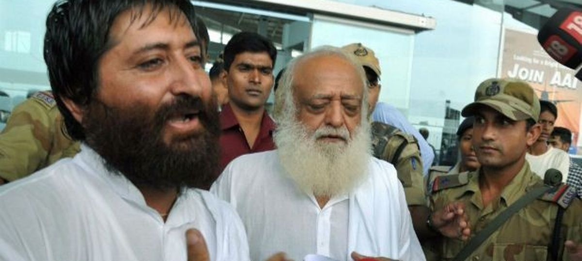 Religious leader Asaram's son Narayan Sai convicted of rape by Surat sessions court