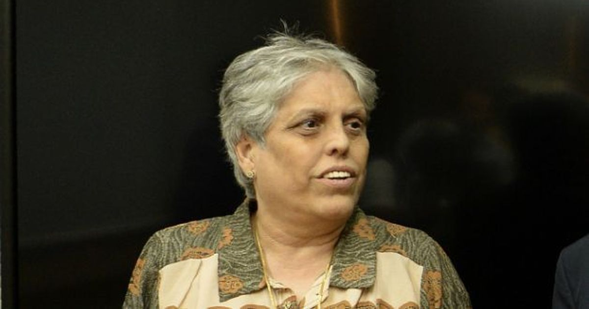 It isn't right: CoA member Diana Edulji refuses to travel for World Cup on BCCI's expense