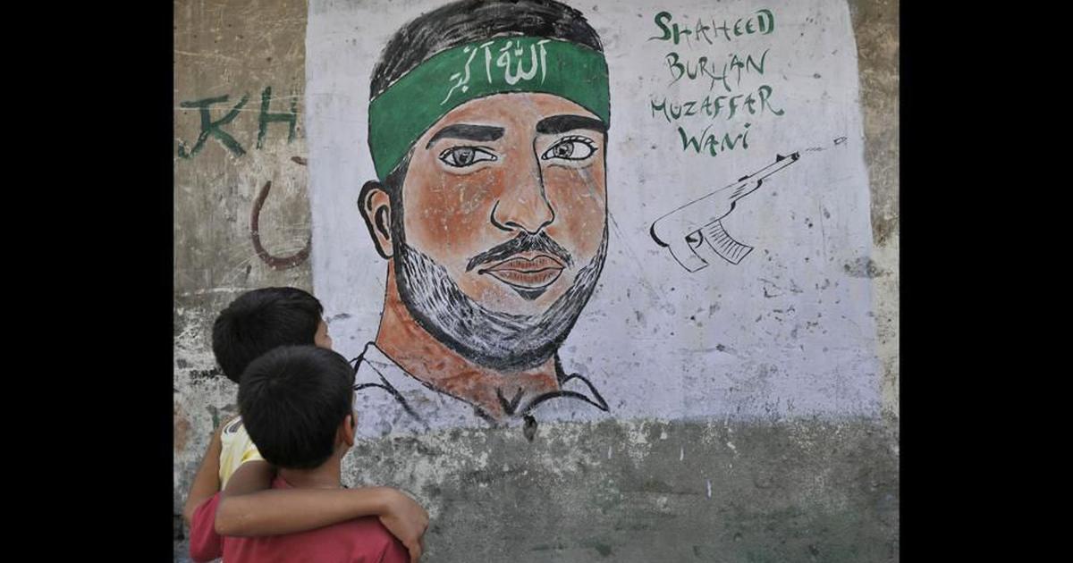 Pakistani politician to play Kashmiri militant Burhan Wani in a film: Reports