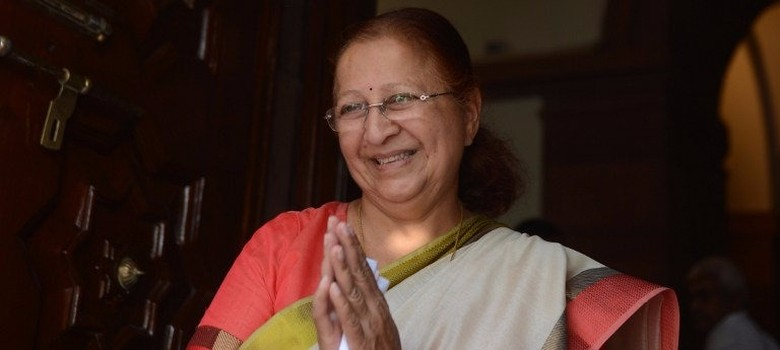'If Hemant Karkare's role as a police officer was not correct, we will say it,' says Sumitra Mahajan