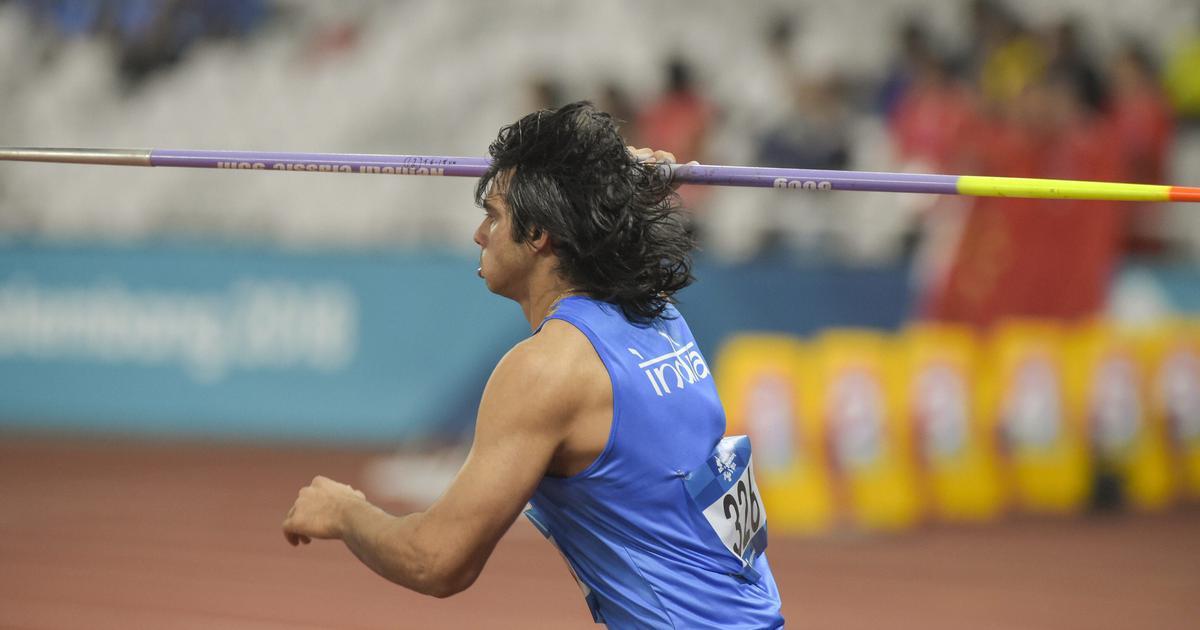 Athletics: Javelin thrower Neeraj Chopra undergoes surgery to fix troublesome elbow