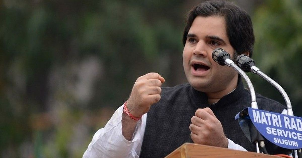 'Such people untie my shoelaces': Varun Gandhi targets BSP candidate and his brother