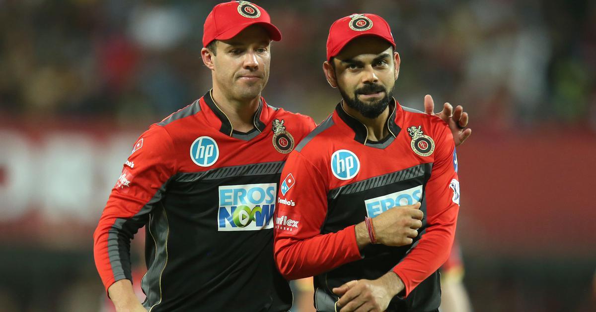 'We'll do everything next season to turn it around': Kohli, de Villiers apologise for poor IPL 2019
