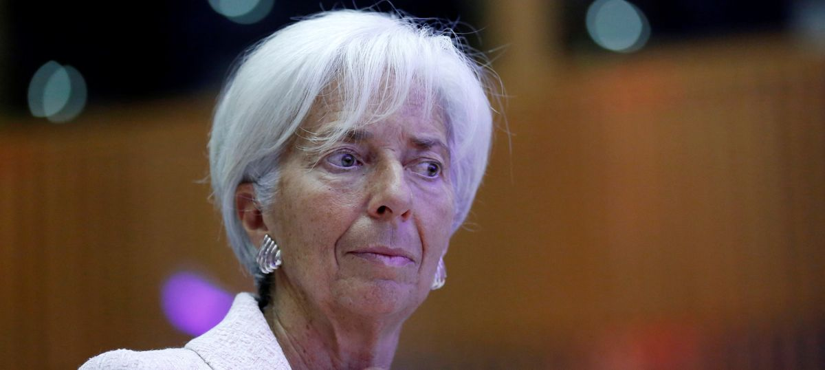 IMF chief Christine Lagarde says US-China trade tensions is a threat to world economy
