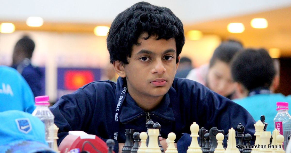 Chess: Sarin back in title contention at TePe Sigeman tournament, Harikrishna maintains joint lead