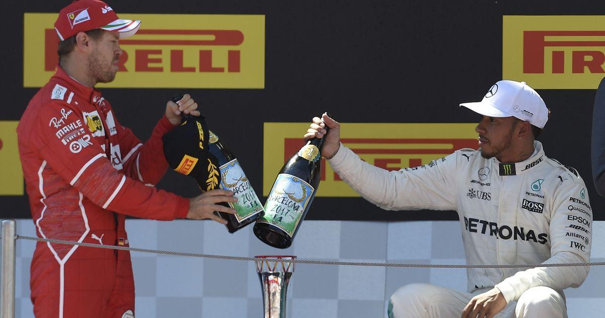 Hamilton seeks hat-trick of Spanish GP wins as Ferrari plot comeback with upgraded power units