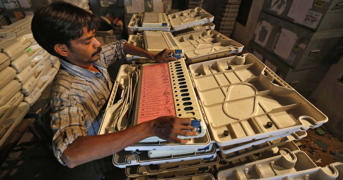 Election Commission denies 20 lakh EVMs are missing, says media reports are misleading