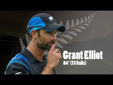 World Cup moments: Grant Elliott's magical finish against SA takes NZ to their first final