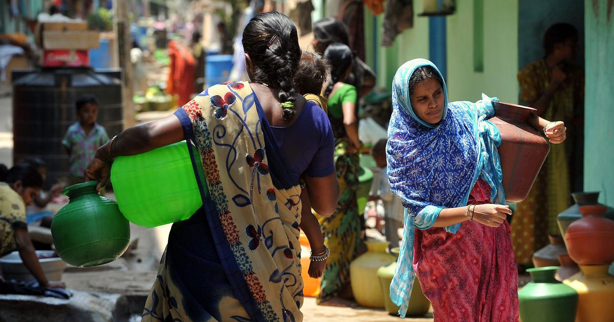 Dry borewells, lost lakes: In Karnataka, another summer of water shortage portends severe crisis