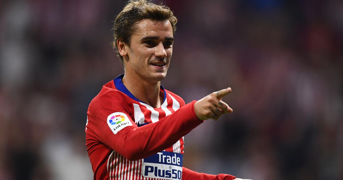 La Liga: Outgoing Antoine Griezmann booed in final game as Atletico Madrid draw 2-2 with Levante