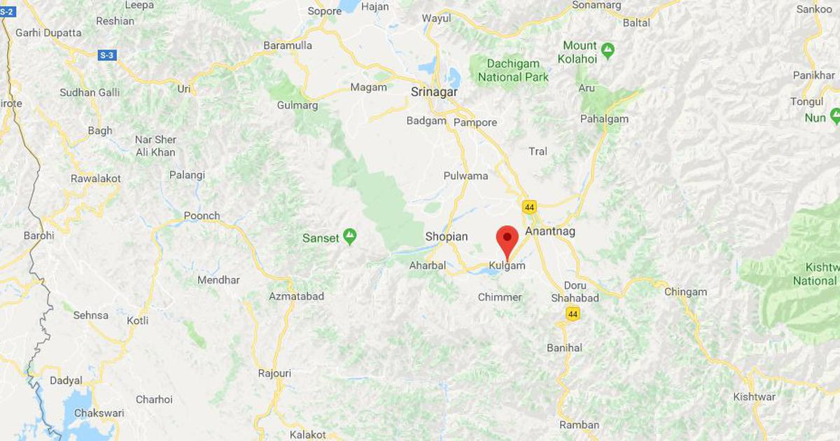 J&K: Two suspected militants killed in gunfight with security forces in Kulgam