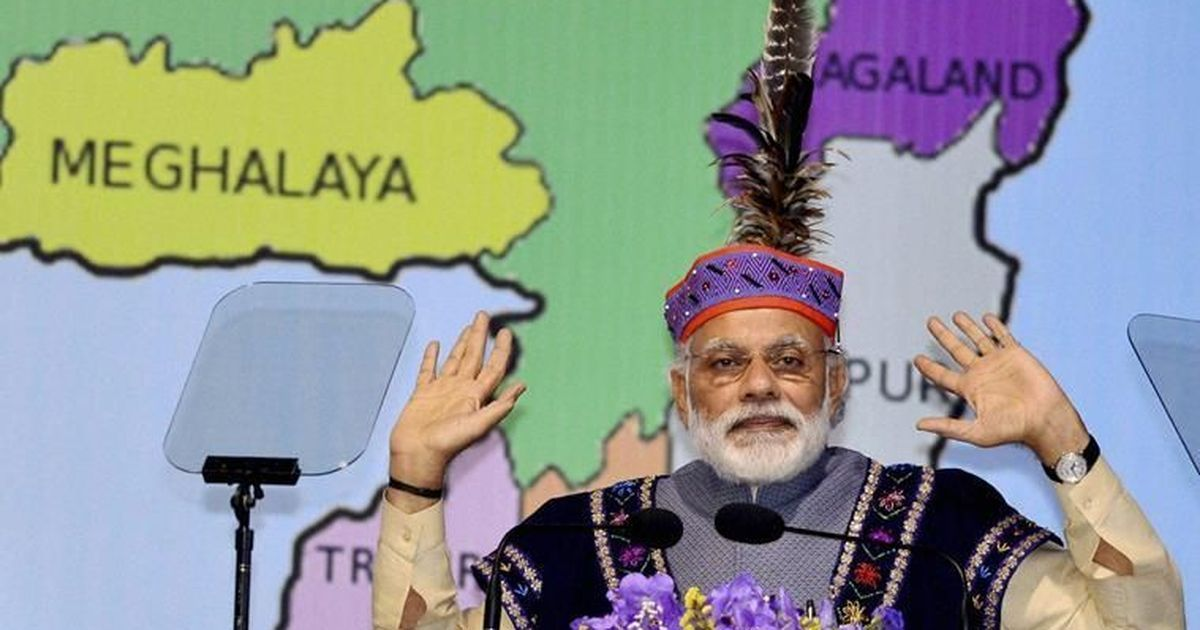 2019 results: In the North East, the BJP builds on the gains of 2014