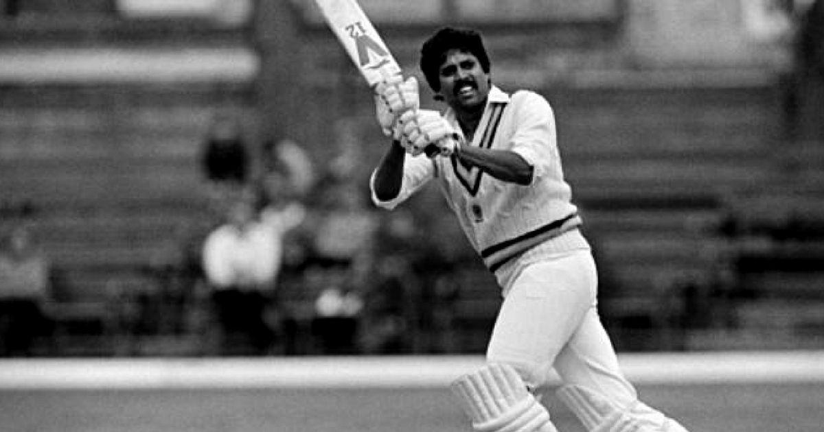 World Cup moments: When Kapil Dev's whirlwind 175 bailed India out in a must-win match