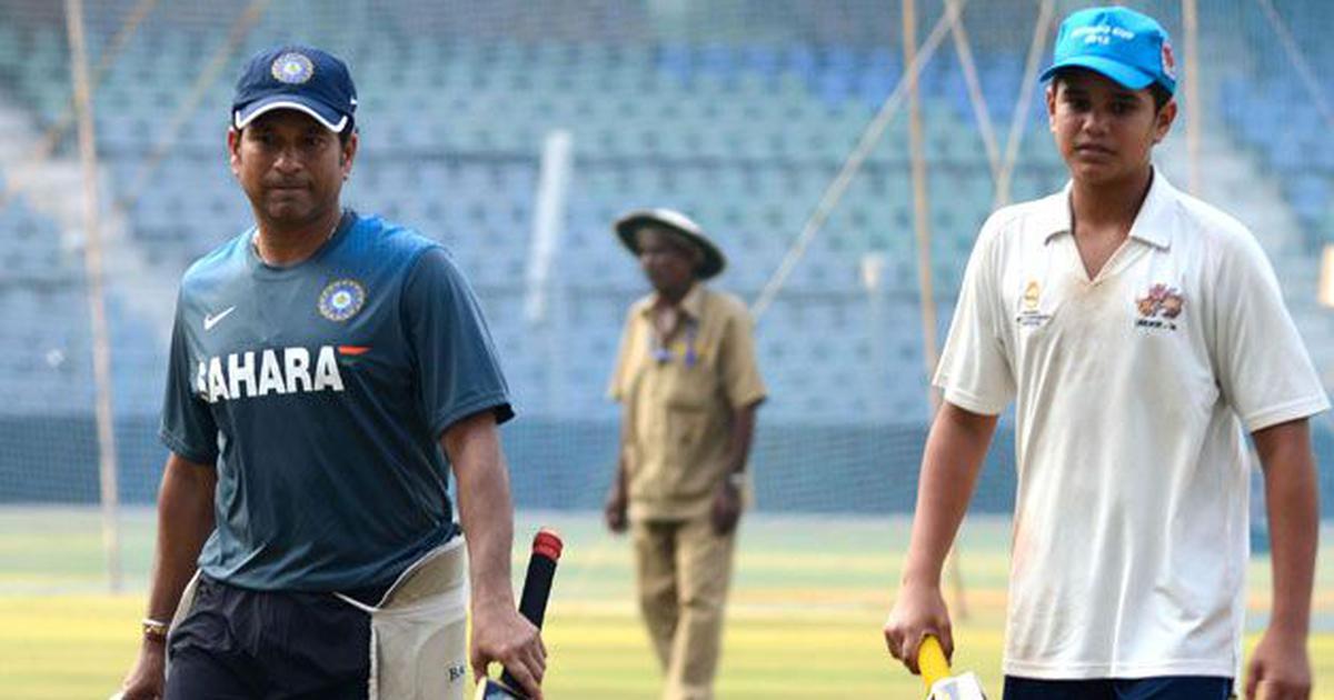 Don't take a short-cut: Sachin Tendulkar passes on father's advice to son Arjun
