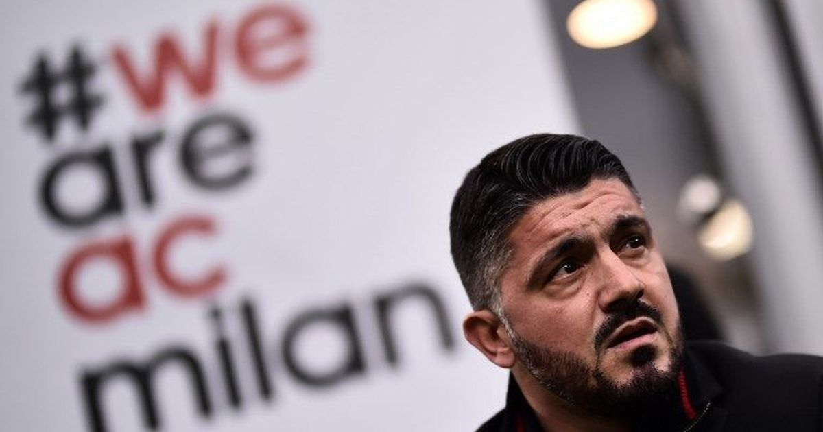 Coach Gennaro Gattuso to resign after AC Milan curb spending: Reports