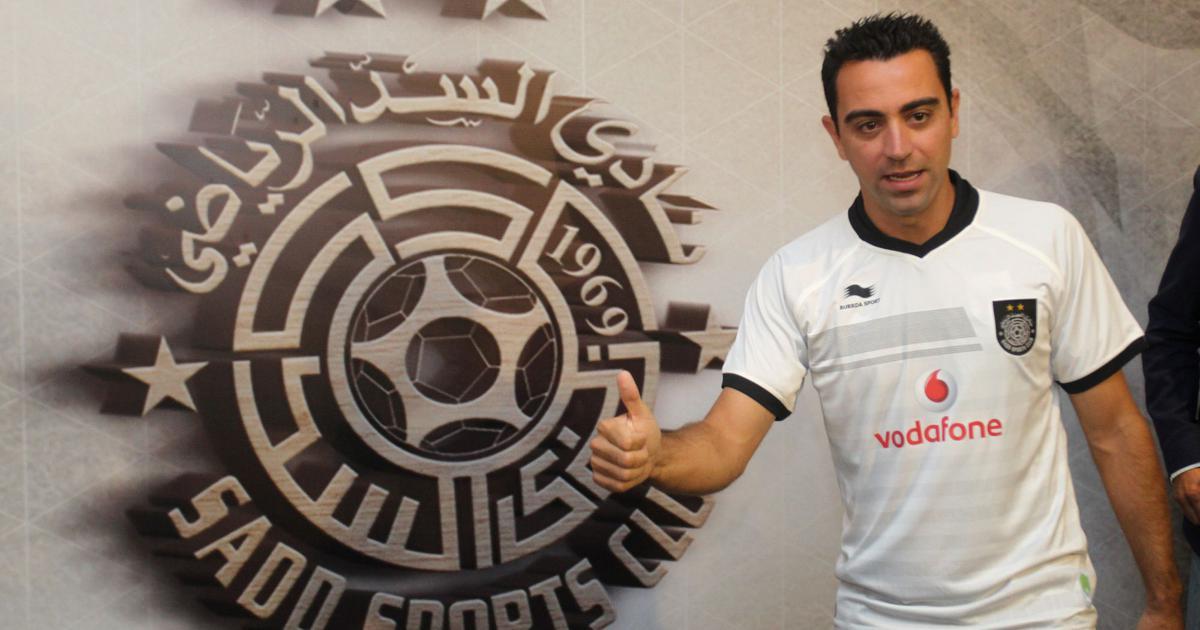 Football: Barcelona great Xavi named coach of Al-Sadd after playing for the Qatari club since 2015