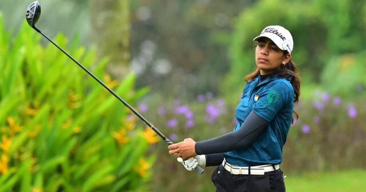 Golf: Diksha Dagar lies sixth after round one in Switzerland, Gangjee off to modest start in Japan