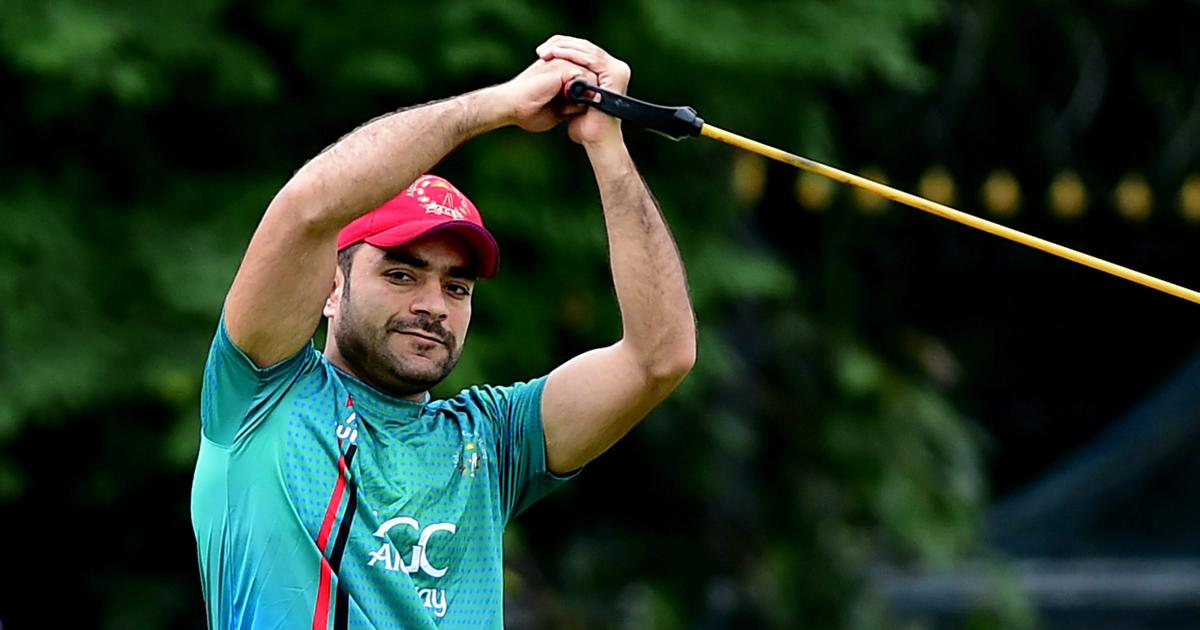 From refugee to record-breaker: Afghan leg-spinner Rashid Khan ready to take World Cup by storm