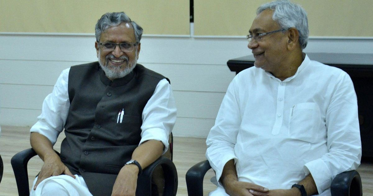 Bihar: Nitish Kumar expands Cabinet with eight JD(U) ministers, says no rift with BJP