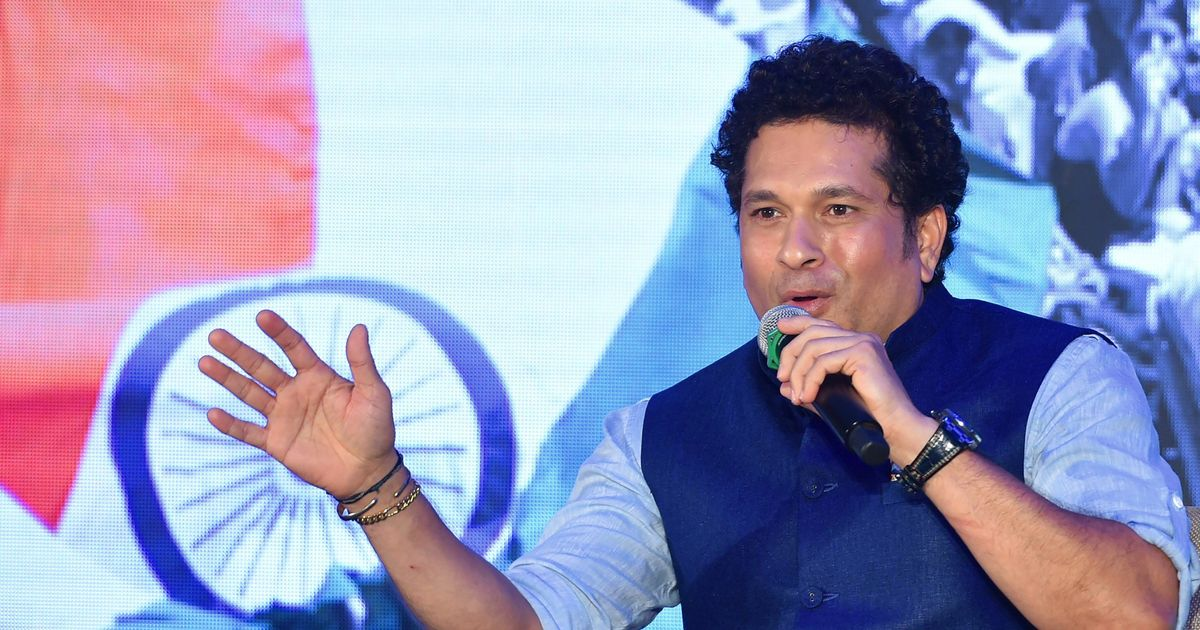 How a 45-minute phone call with Richards changed Tendulkar's mind about retiring in 2007
