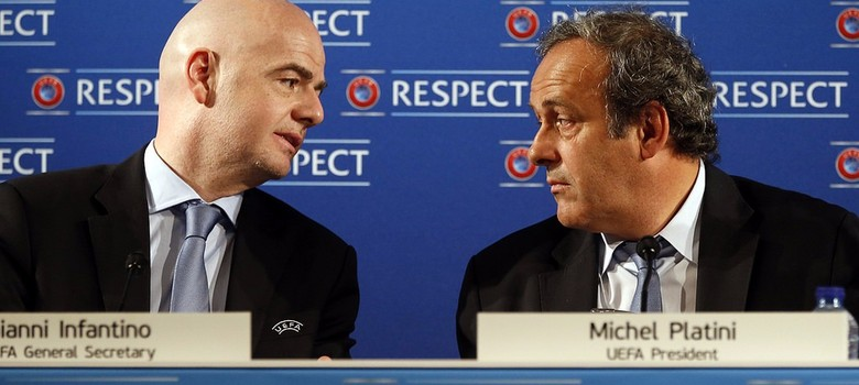 He has no legitimacy: Michel Platini says Gianni Infantino is not credible as Fifa president