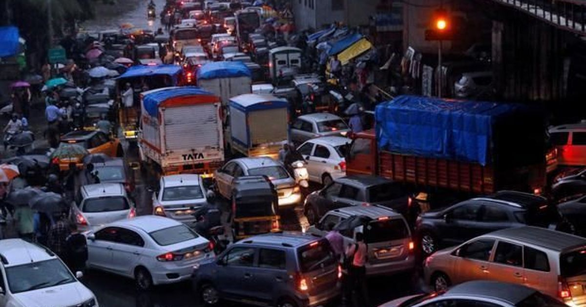 Mumbai's traffic jams are the worst in the world, Delhi stands at fourth spot: Study