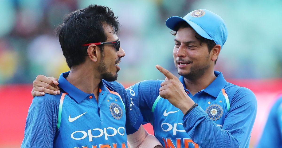 Chahal has a good idea of how to bowl against certain batsman: Kuldeep praises spin partner