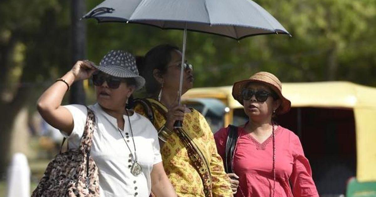 At 48 degrees Celsius, Delhi records highest-ever temperature in June