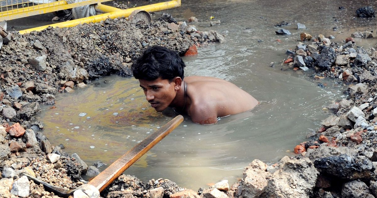 Gujarat: Seven workers die after inhaling toxic gas while cleaning septic tank in Dabhoi taluka