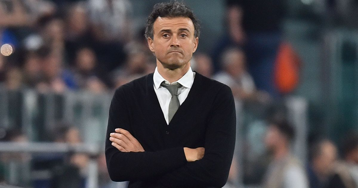 Luis Enrique resigns as Spain coach for personal reasons, assistant Roberto Moreno to take over