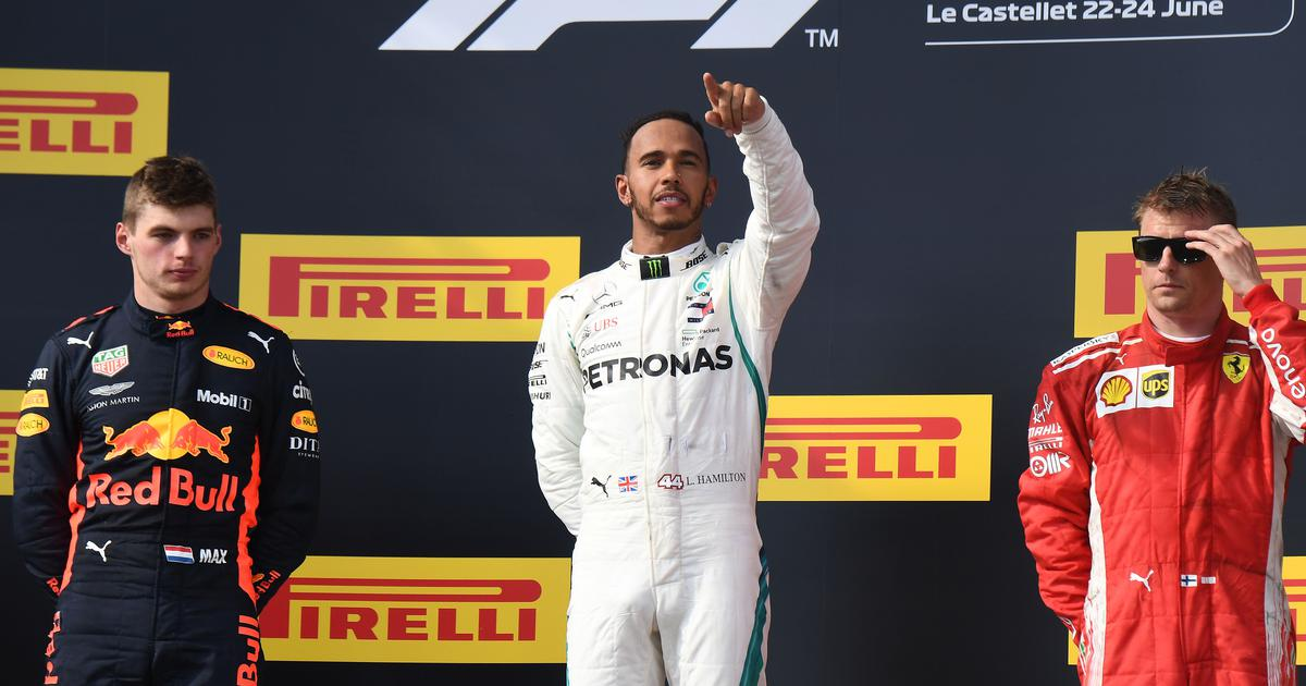 French GP preview: Lewis Hamilton aims to extend Mercedes' unbeaten run after penalty drama