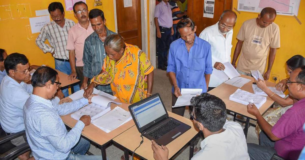 Assam: Additional NRC exclusion list to be published on June 26
