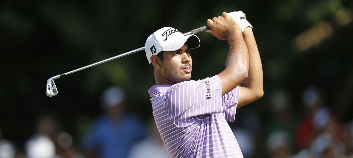 Watch: India golfer Gaganjeet Bhullar shoots hole-in-one at BMW International in Munich