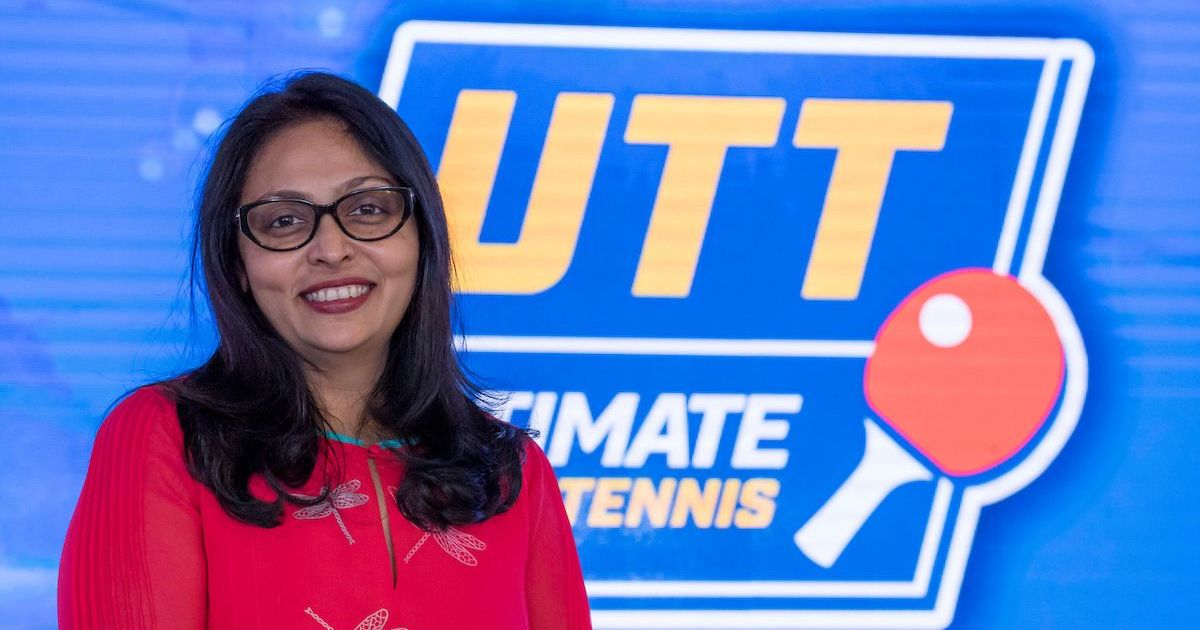 Bring down cost, invest small, don't look at ROI: UTT co-promoter Vita Dani's plan for Indian sport
