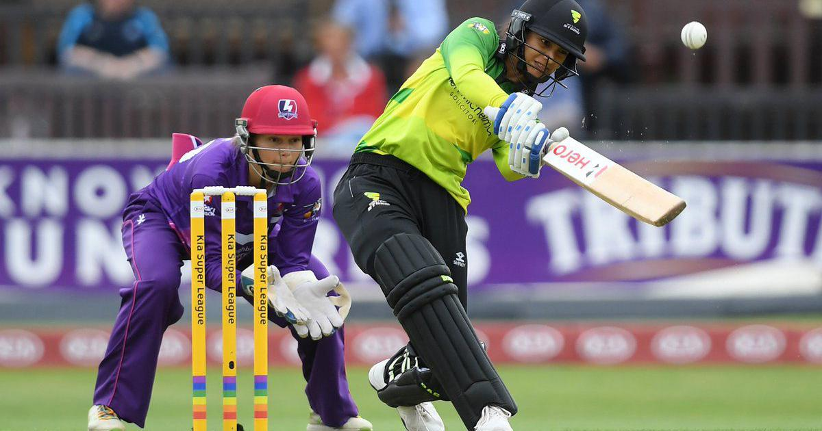 India opener Smriti Mandhana back with Western Storm for upcoming KIA Super League season