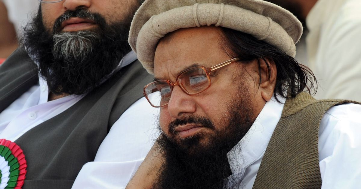 The big news: Pakistan files terror funding case against Hafiz Saeed, and nine other top stories