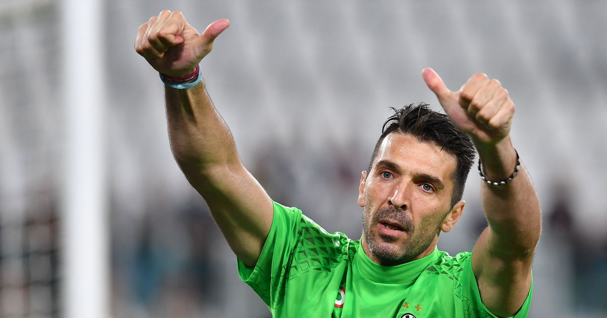 Gianluigi Buffon returns to Juventus on one-year contract after a season at PSG