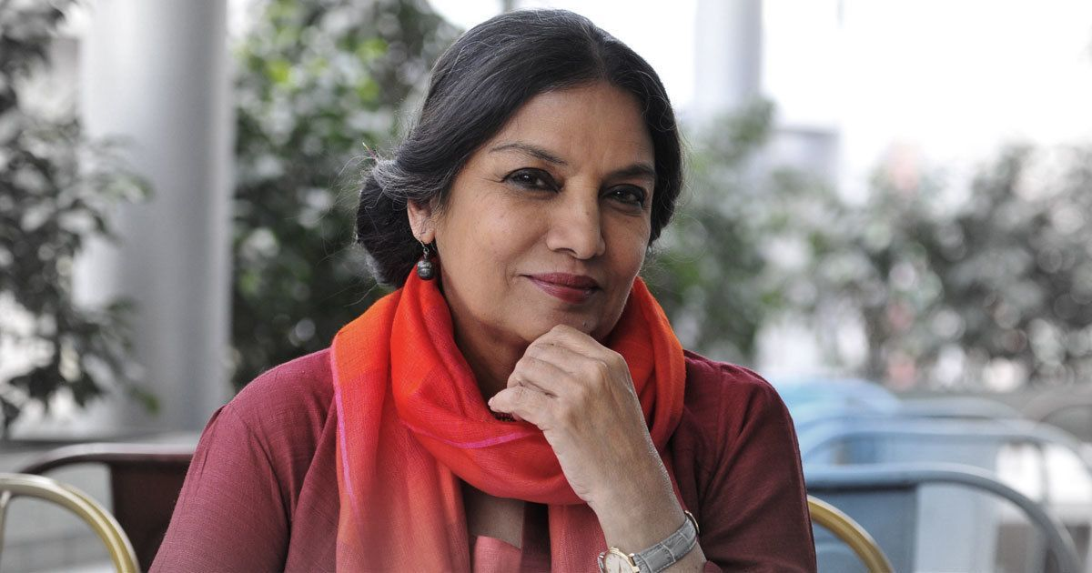 Shabana Azmi says it is necessary to point out the flaws of one's country for its betterment