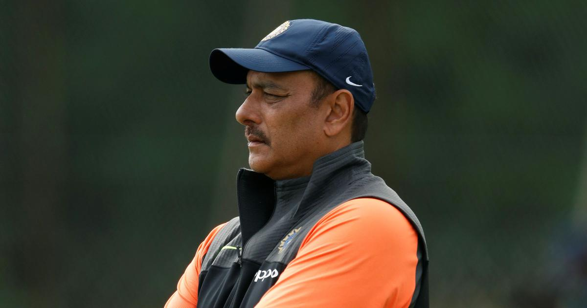 Would've been criminal to waste his finishing skills: Shastri defends holding back Dhoni against NZ