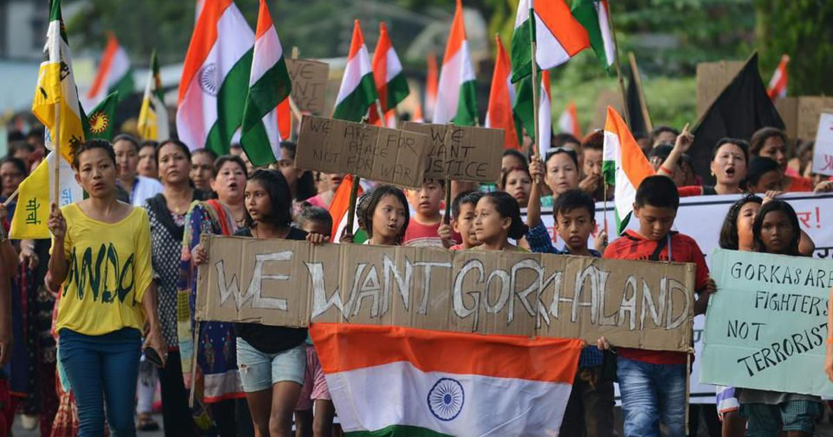 West Bengal: BJP never promised Gorkhaland, says state chief Dilip Ghosh
