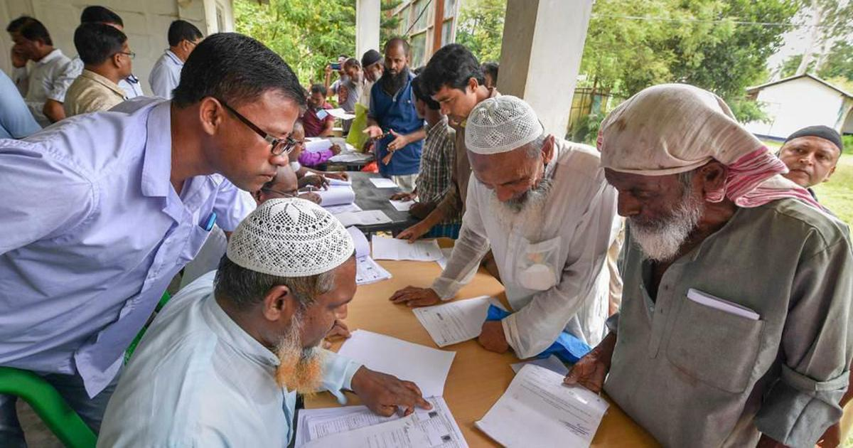 'India cannot be world's refugee capital': Centre urges Supreme Court to extend NRC deadline