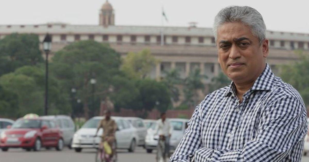 Rajdeep Sardesai wins Prem Bhatia Award for political reporting