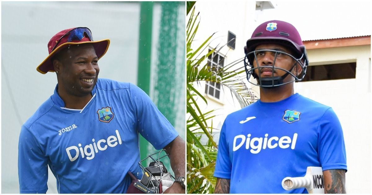 Kieron Pollard, Sunil Narine recalled to West Indies squad for first two T20Is against India